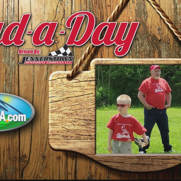 Dad A Day: June 7, 2019