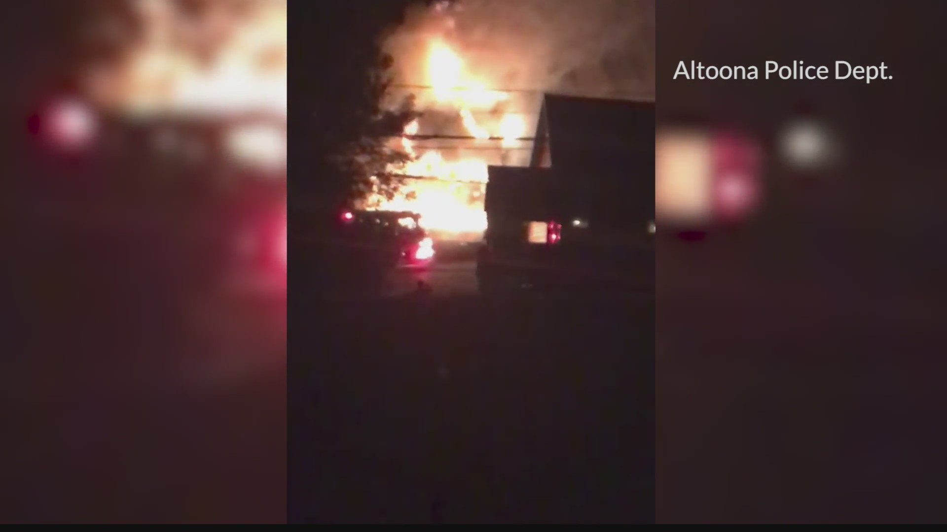 Fire at Altoona home ruled arson