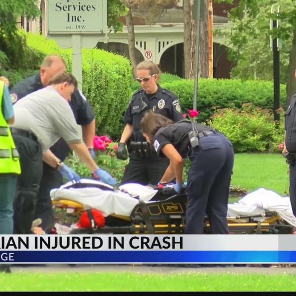 Man injured in pedestrian vs. car crash in State College
