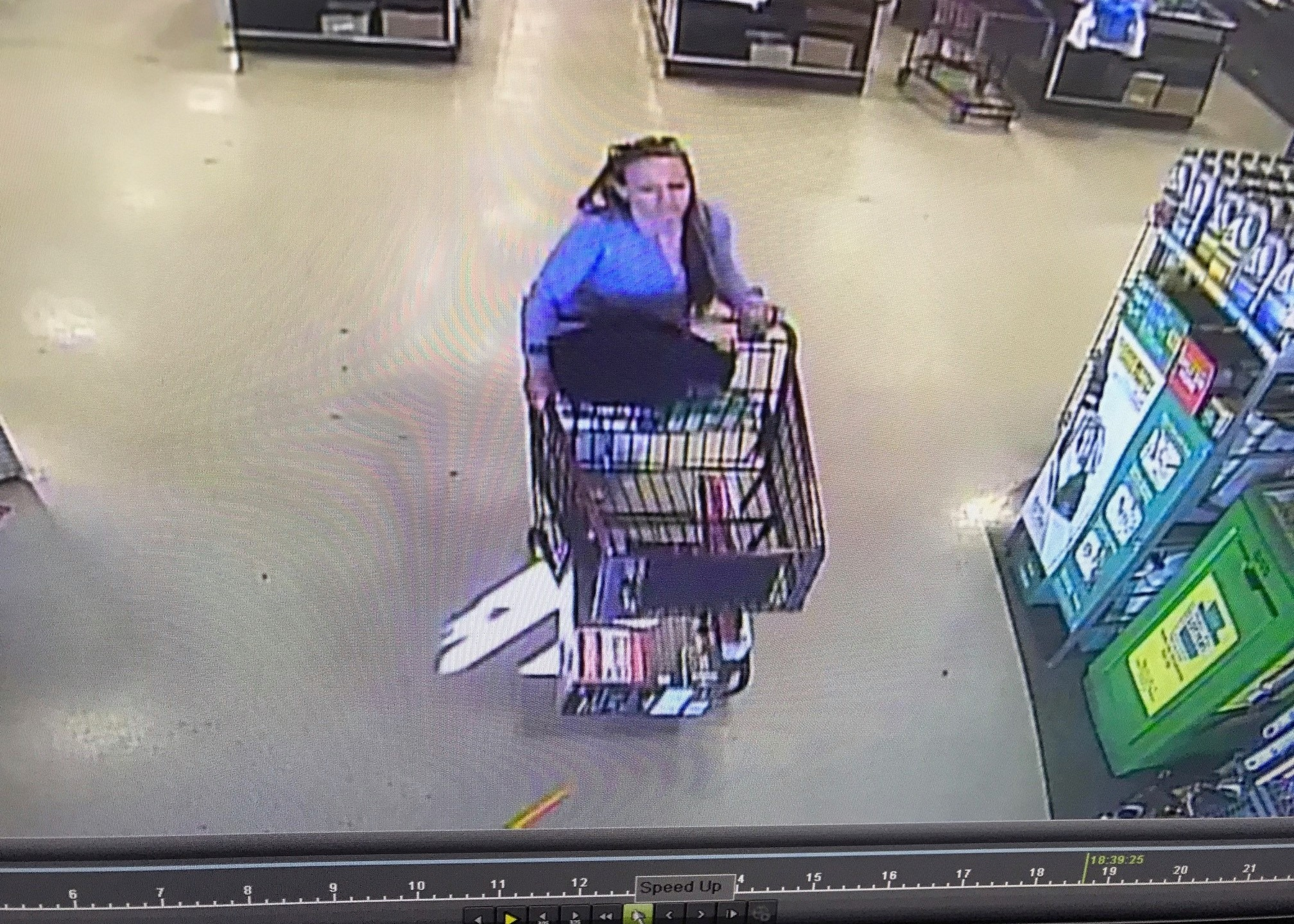 Richland Township Police attempt to identify retail theft