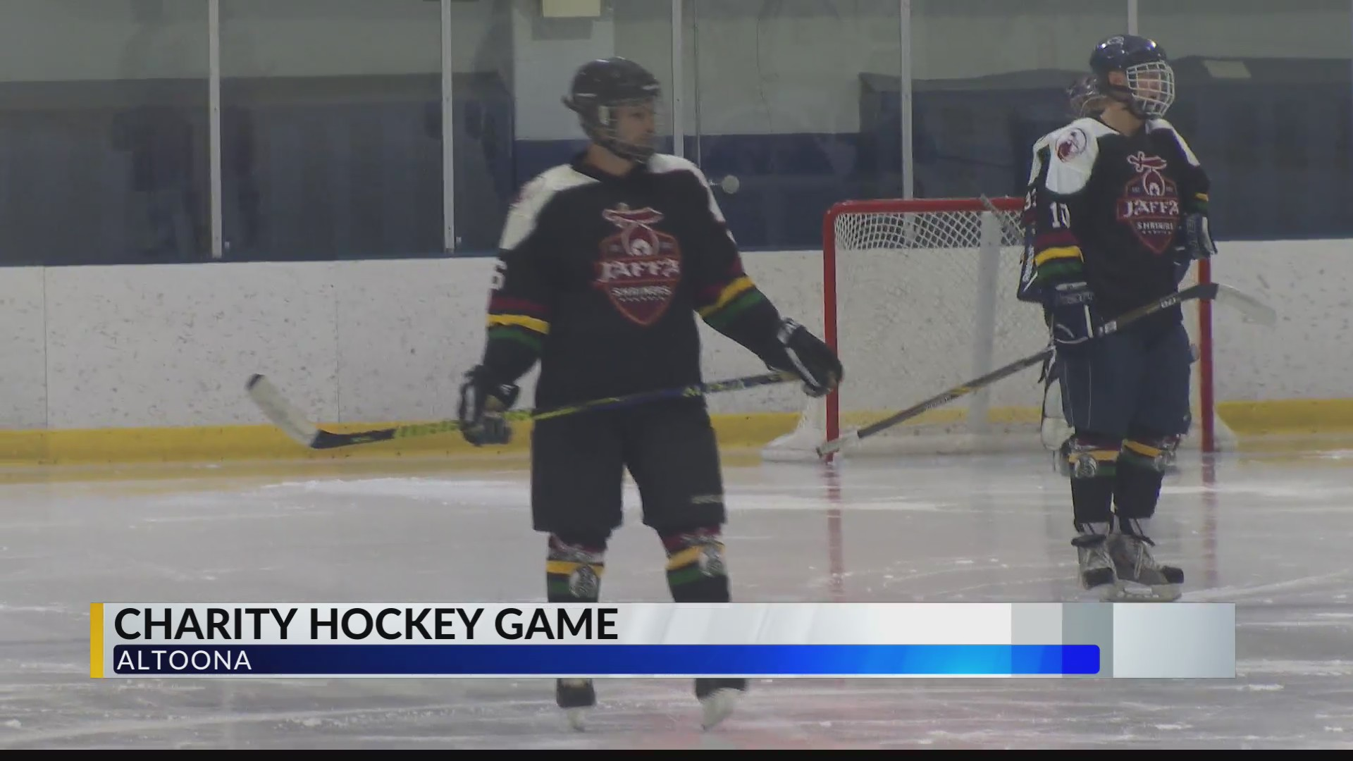 Charity Hockey Game To Benefit Shriners Hospitals For Children Wtaj