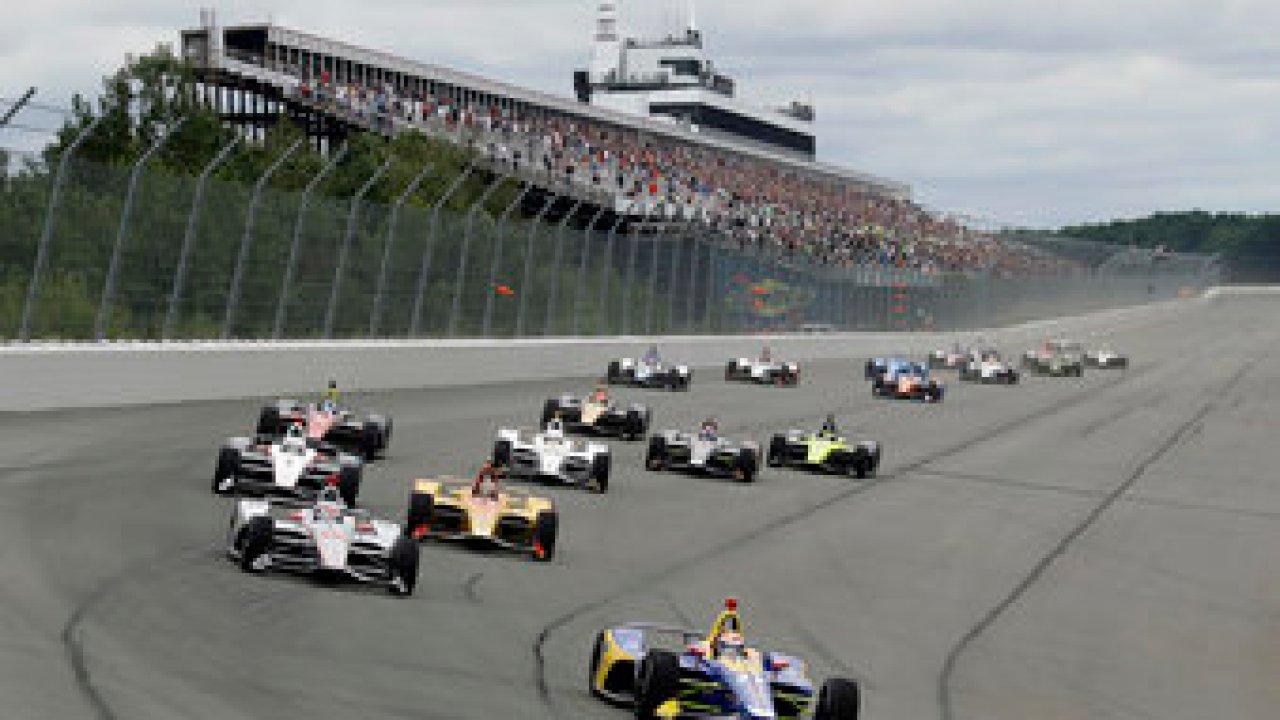 IndyCar At Pocono Raceway Faces Uncertain Future