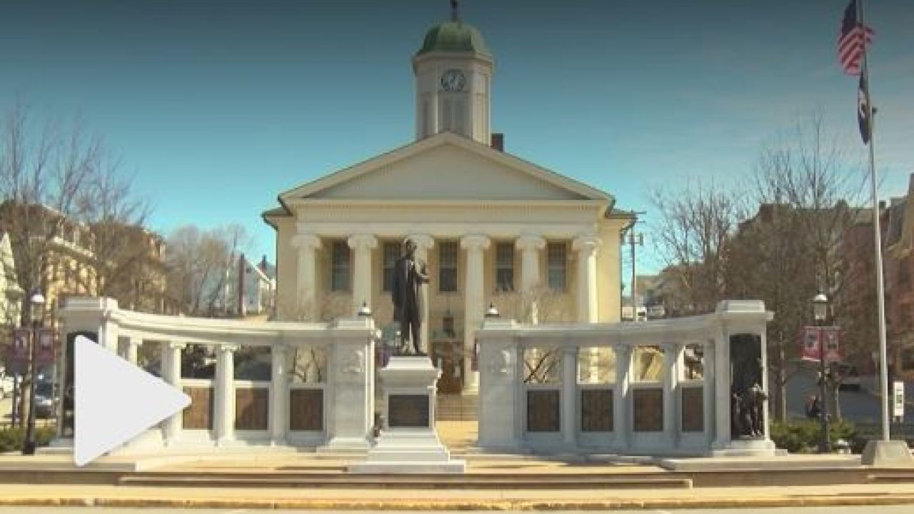 Update: Plans For Renovation At The Centre Co. Courthouse