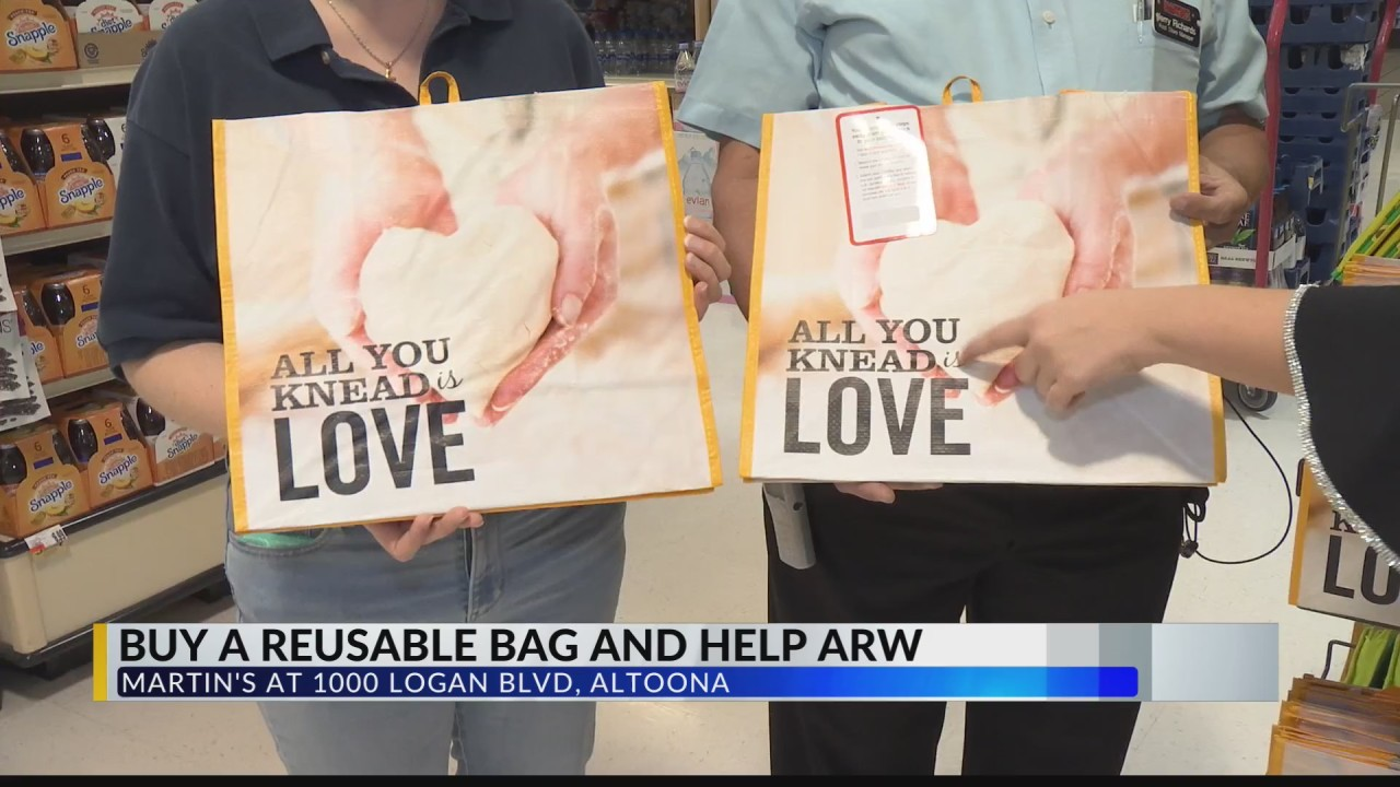 Bags 4 My Cause: Buy A Reusable Bag And Help The American