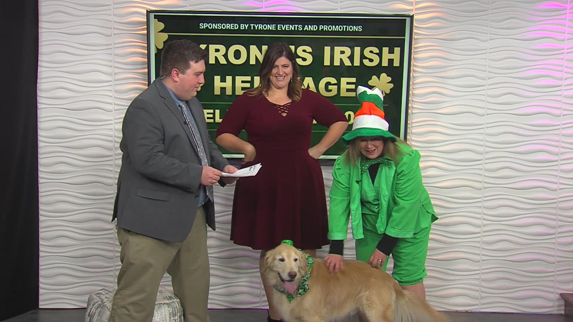 Tyrone Halloween Parade 2020 Feeling Lucky? Tyrone's Irish Heritage Celebration 2020 | WTAJ