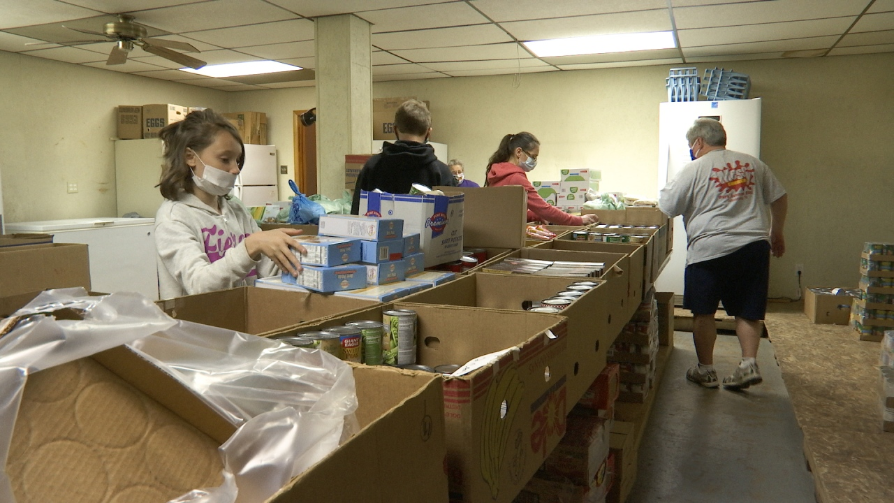 A Johnstown Food Pantry Is In Danger Of Closing If They