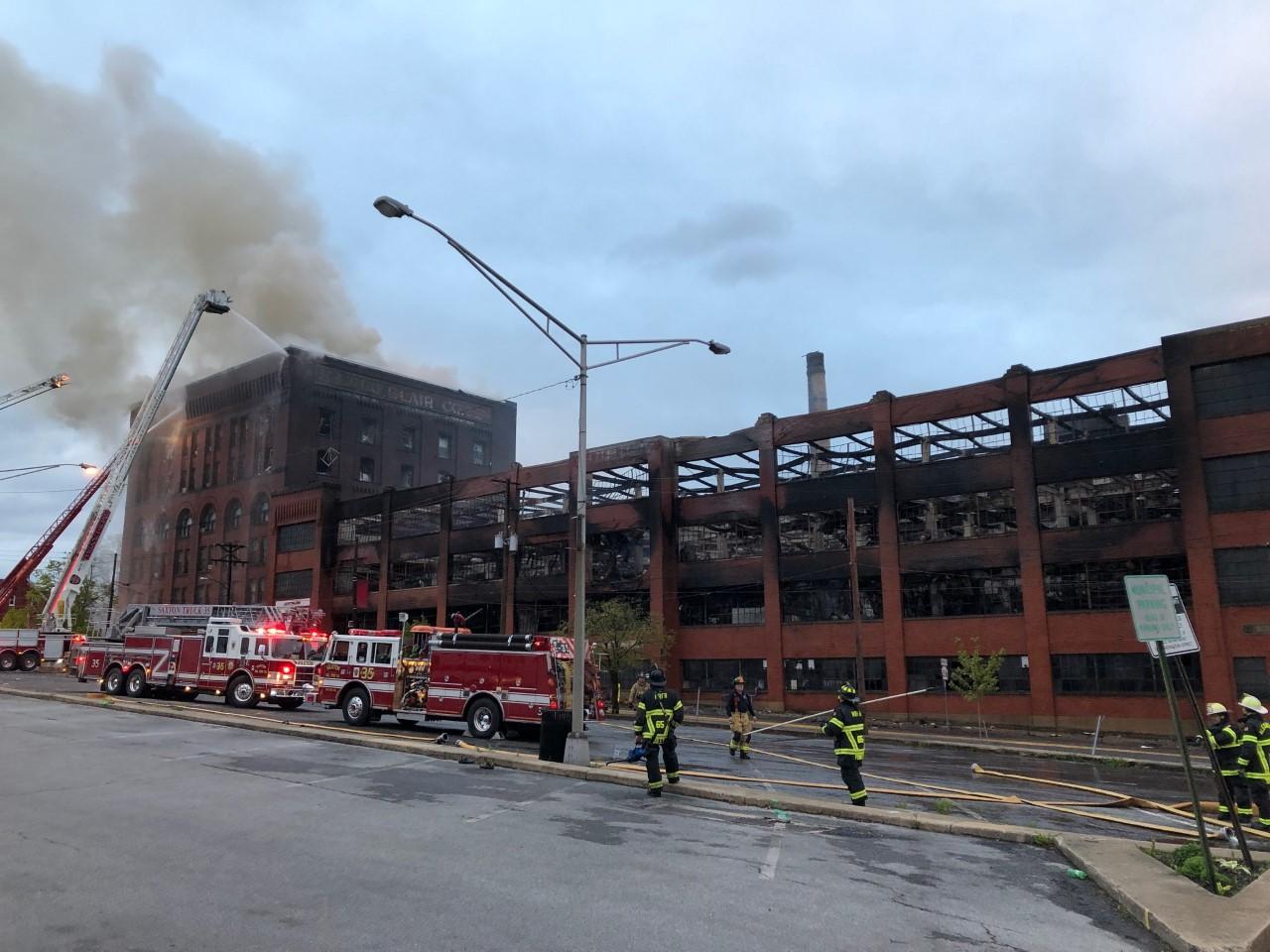 Huntingdon Pa 2020 Halloween Massive fire destroys Huntingdon building, leaves 59 displaced