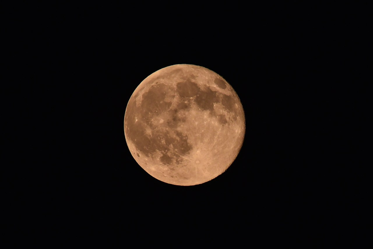Rare blue moon to brighten night sky this Halloween - WTAJ - www.wearecentralpa.com
