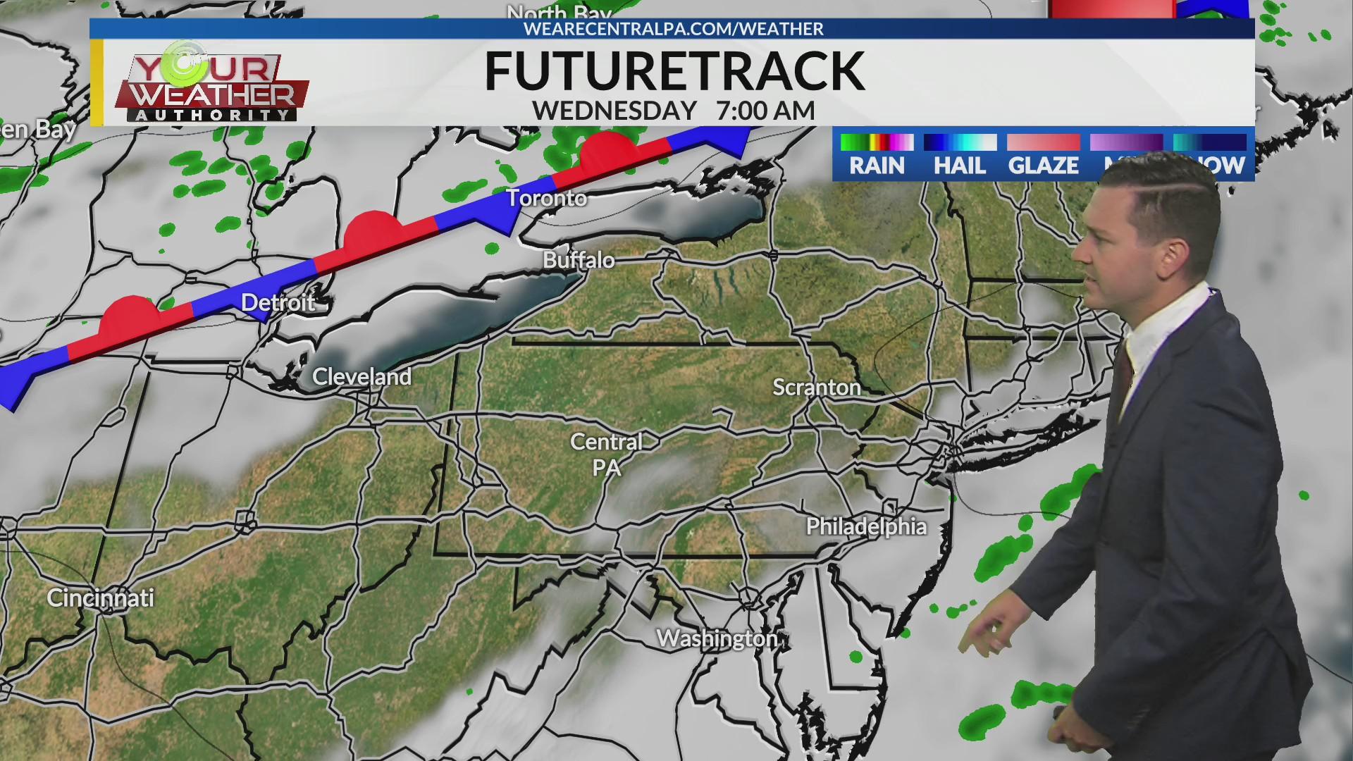 Tuesday Afternoon Weather Forecast Sept 8th 2020 Wtaj Www Wearecentralpa Com