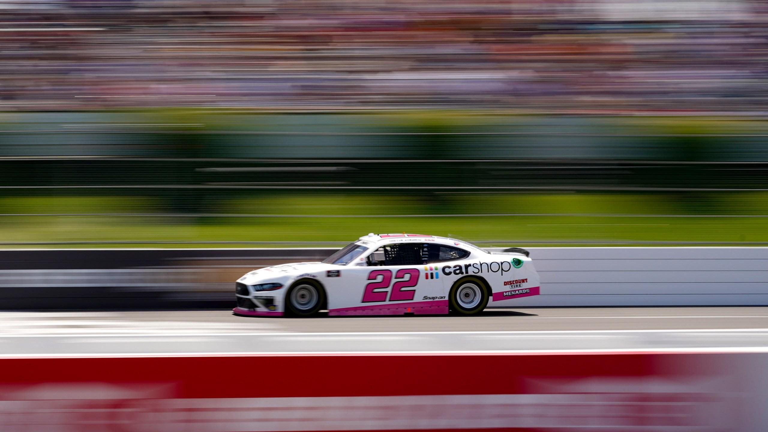 Cindric wins 4th Xfinity Series race of season at Pocono   WTAJ -  www.wearecentralpa.com