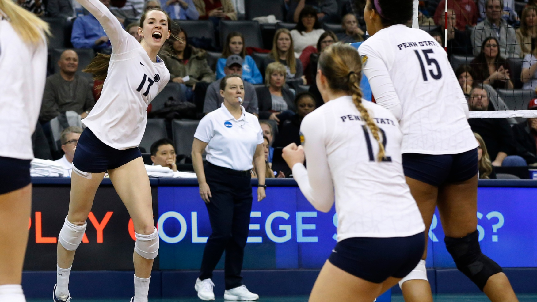 Penn State alumnae make USA volleyball roster for Tokyo ...